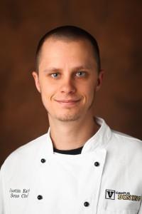 Justin Eaton (Lauren Holland / Vanderbilt University)