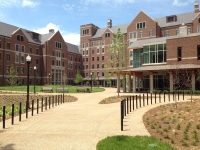 Kissam College Halls
