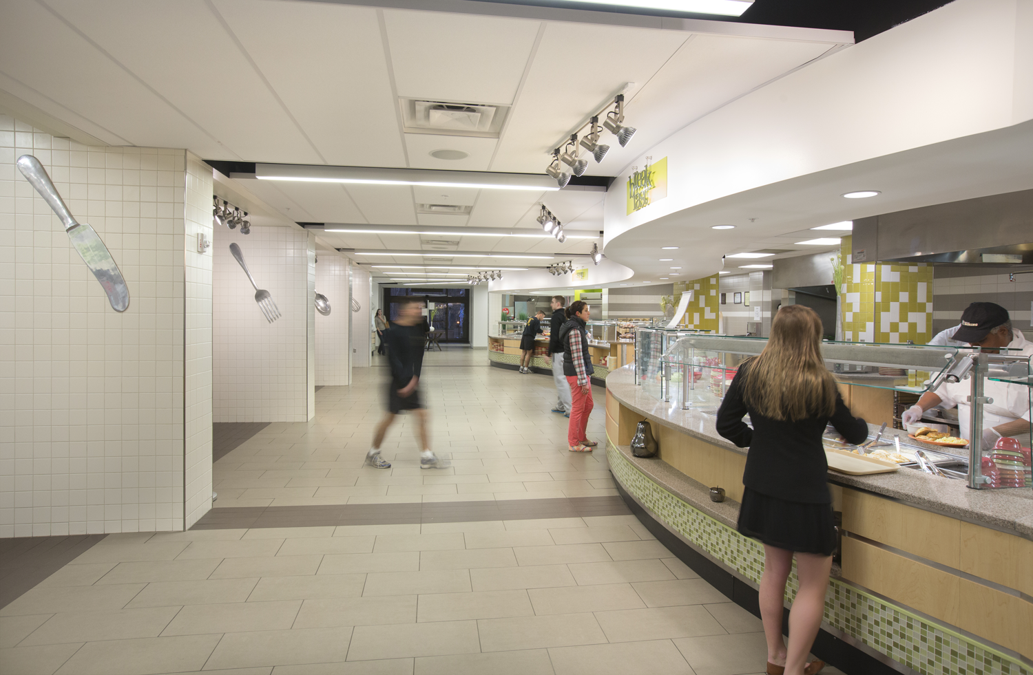 All Rand Dining Center Restaurants Are Part Of The VU Meal Plans!