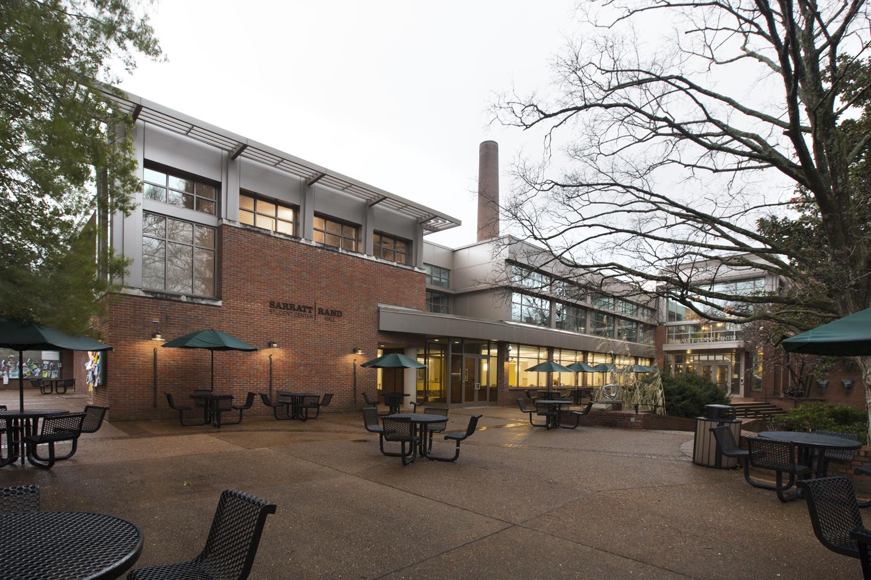 Sarratt Student Center Vanderbilt Campus Dining